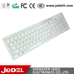 2015 Hottest Good touch wireless standard arabic keyboard in stock