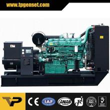 single phase ac generator 220v powered by Yangdong engine