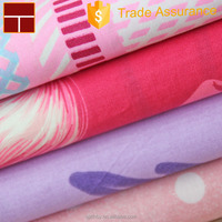 """ISO 9002 C 30*30 78*65 110"""" woven 100% cotton plain printed cotton sheets fabric"""