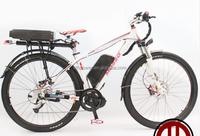 8FUN 750w 48v Bafang motor BBS02 48v750w central drive electric bicycles conversion kit