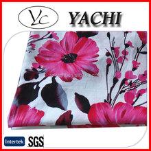 100% Cotton Poplin Print Fabric for pakistan fashion girls dress 2016