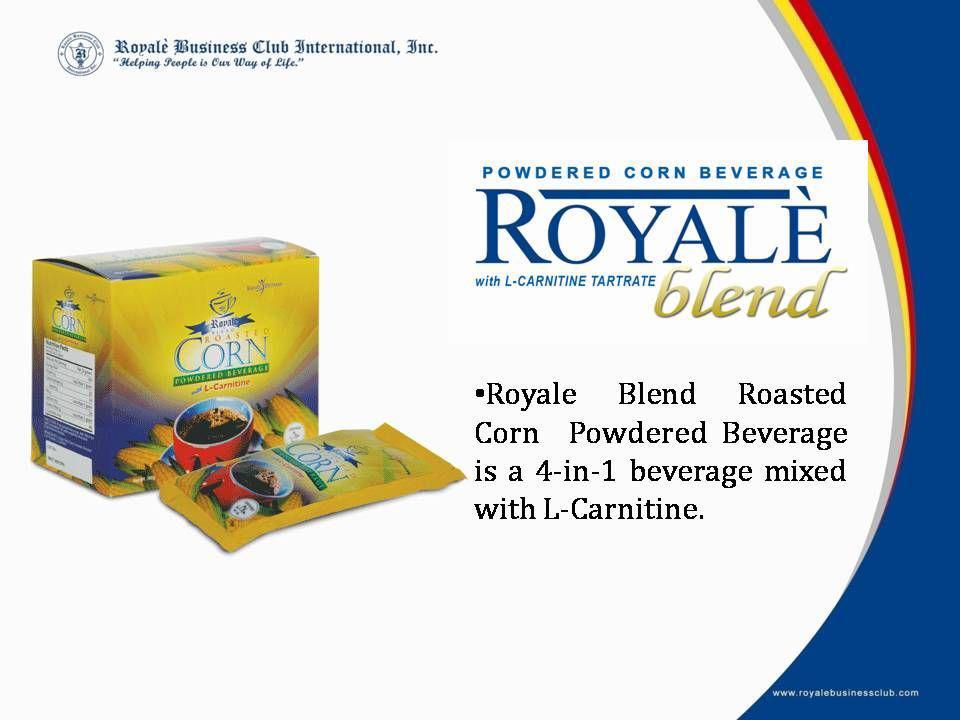 Royale Corn Coffee Royale Powdered Corn B...