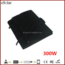 300 watt solar panel, sunpower panel solar for big battery, car, boat etc
