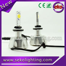 H8/H9/H11/HB3/HB4/H16 p15d led motorcycle headlight, led headlight projector