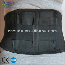 Alibaba China health care product waist massage belts breathable lower back support