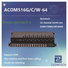 internet phone 16 ports gsm gateway,goip 16/64 sim cards,voip gsm gateway