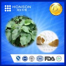 Kava extracto en polvo 10% - 60% Kavalactone darle vida de la salud