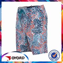 Dry fast no fading pockets sublimation board shorts