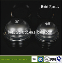 Acrylic Sample Jars Biodegradable Cosmetic containers