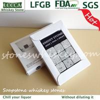 Soapstone chilling stone soap stone whiskey