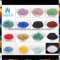 ceramic pigment enamel pigment glazed pigment