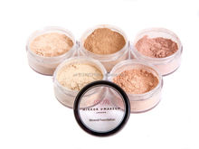 Mineral Foundation for Oily to Combination Skin