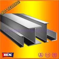 Now 90% discounting ISO9001 standard steel i-beam price list