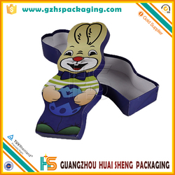 fancy baby kids children favors oem cartoon paper boxes for toys, gifts
