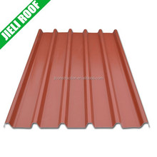 Fire proof environmental friendly synthetic artificial roof bali roofing