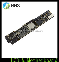 100% Original for IPAD 2/ 3/ 4 /mini/ air logic baord 16GB unlocked wifi logic board with Chips