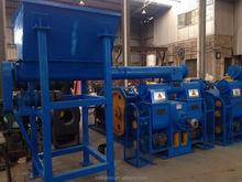 China High Capacity biomass wood briquetting machine price