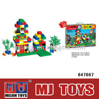 Colorful kinds stack construstion building block toy