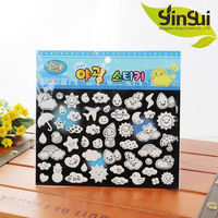 High Quality Supplier OEM spongy foam sticker