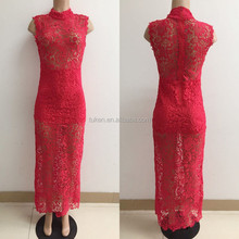 OEM custom alibaba China 2015 manufacturer Wholesale Cocktail embroidered dress Ladies formal prom Evening dresses