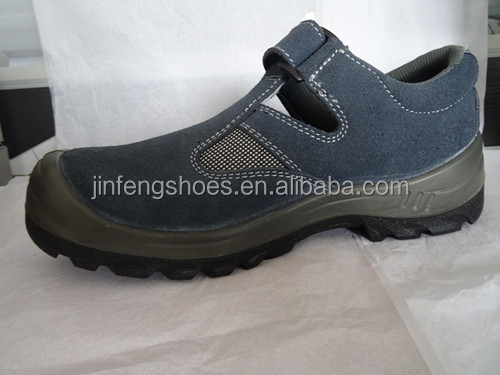 Security Safety Shoes Cap Security Guard Shoes