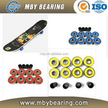 Small Bearing for Fingerboard wheels bore 1.5 mm Miniature ball bearing 681 691 601 ZZ 2RS
