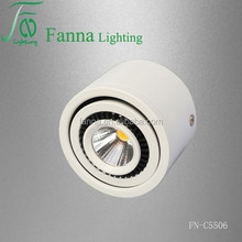 made in china 3 years warranty down led light surface mounted indoor household 3w 5w 9w led ceiling downlight