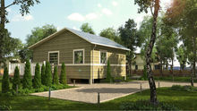 ready made prefab kit homes easy to assemble certified by SGS,UL