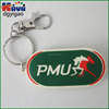 Promotional soft PVC 3D keychain / Plastic keyring / rubber PVC key chains