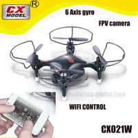 smartphone control rc quadcopter cx021w