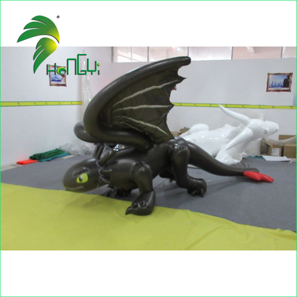 inflatable toothless dragon costume (2)
