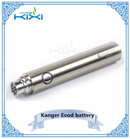 Good quality original kanger import electronic cigarettes e-cig battery evod vv battery latest ecigs kanger evod vv battery