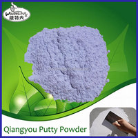 low cost durable internal wall finishing water base paint powder for painting cement wall