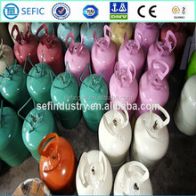 DOT AAA 4.1Kgs Disposable Portable Helium Gas Cylinder