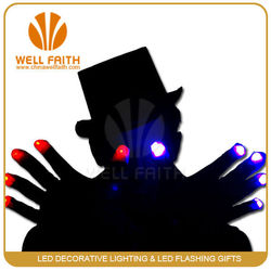 Magic concert light up gloves with finger glow