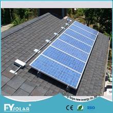 Easy Installation 15000W Commercial Solar Power System Include Polycrystalline Solar Panel