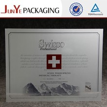 Printing carton box for medicine/unfinished wooden boxes wholesale