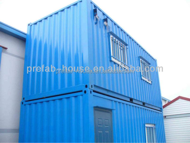 Prefab duplex container house buy prefab house container for Prefab duplex prices