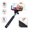 monopod for Lovezap iphone accessories extendable monopod cable selfie stick