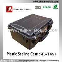 plastic waterproof dustproof electronic enclosure