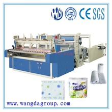 Advanced configuration Good quality Small Toilet Paper Making Machine for Model WD-TP-RPM1092-3200IV