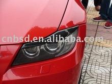 Carbon Fiber Eyebrow for 06-08 BMW 3Series (E90) Style