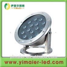 LED Light Source and Green, White, Amber,Blue Emitting Color LED underwater light fishing