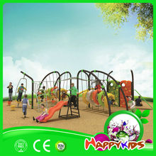 Tamanho New Arrival personalizado playground de diversões parque infantil ao ar livre