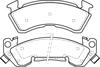 For CHEVROLET Impala Brake Pad D614-7492 MDB2411