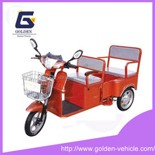 NEW 3-Wheel E-Tricycle Adult Comfortable
