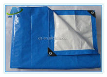 Aluminum foil coated PE tarpaulin,plastic cover,liner and package materials, heatproof/thermal insulation,foil radiant barrier