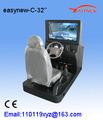 simulador de conducción de automóviles