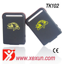 Professional car gps trackerwith microSD Card Slot/SOS/LBS Tracking/Free Tracking App
