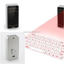 wireless virtual laser keyboard with Bluetooth Speaker Mouse and Voice Reporting Functions